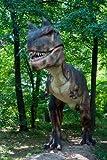Carnotaurus Dinosaur Journal: 150 page lined notebook/diary