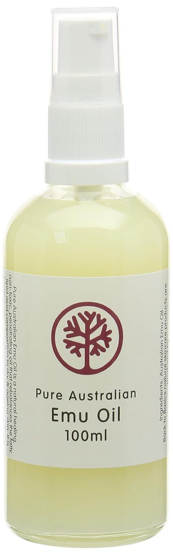 100ml Bottle of Pure FREE RANGE Australian EMU Oil Aura Essential Oils AEOEO100