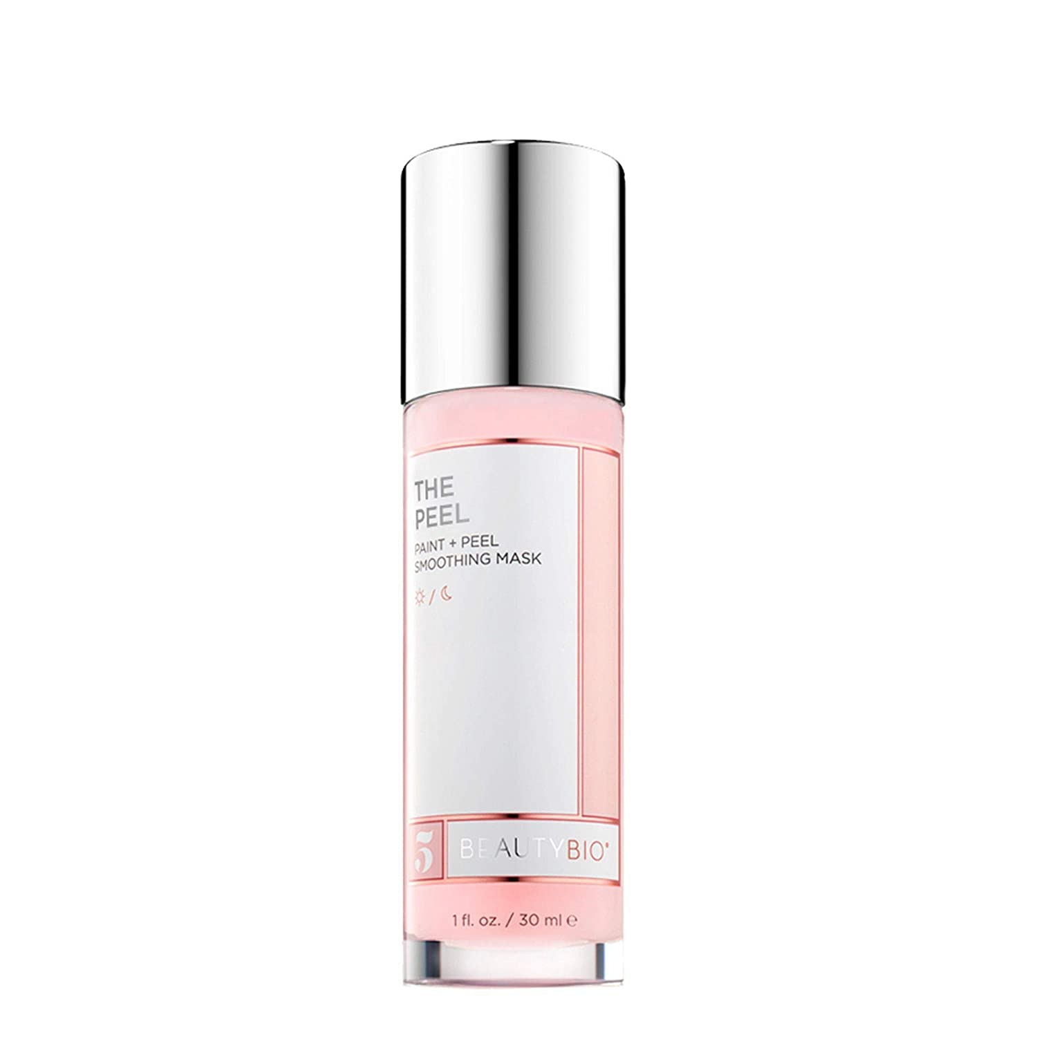 Beauty BIO The Peel: Hydrating Pore-Refining Mask. 30 at-home facials in one bottle, 1 ct.