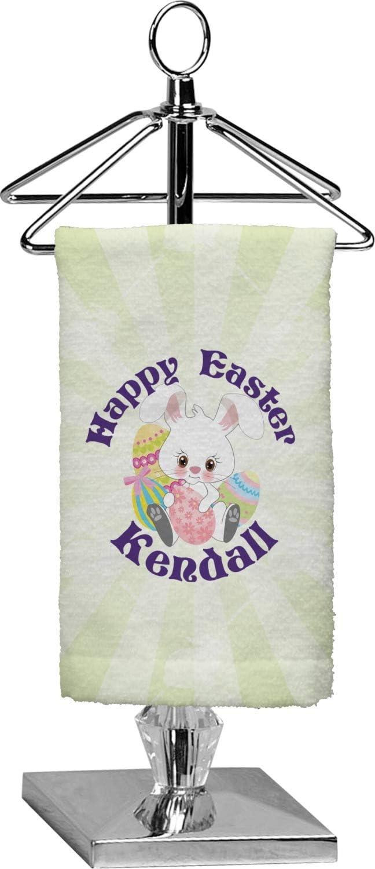 RNK Shops Trellis Finger Tip Towel Full Print Personalized