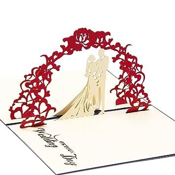 moresave 3d Custom postales deseos Regalos invitación de ...
