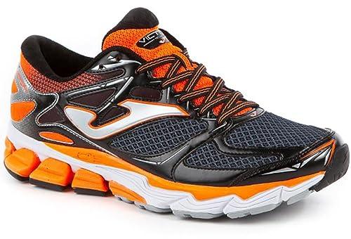 JOMA R.VICTW-701 ZAPATILLA RUNNING HOMBRE NEGRO 40: Amazon.es: Zapatos y complementos