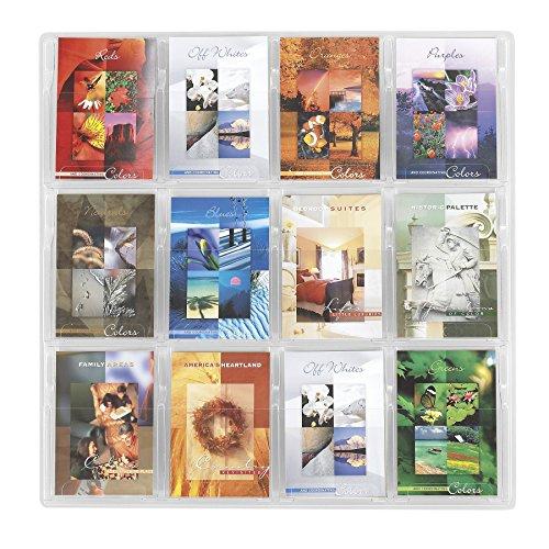 (SAF5610CL - Safco Reveal Clear Literature Displays)