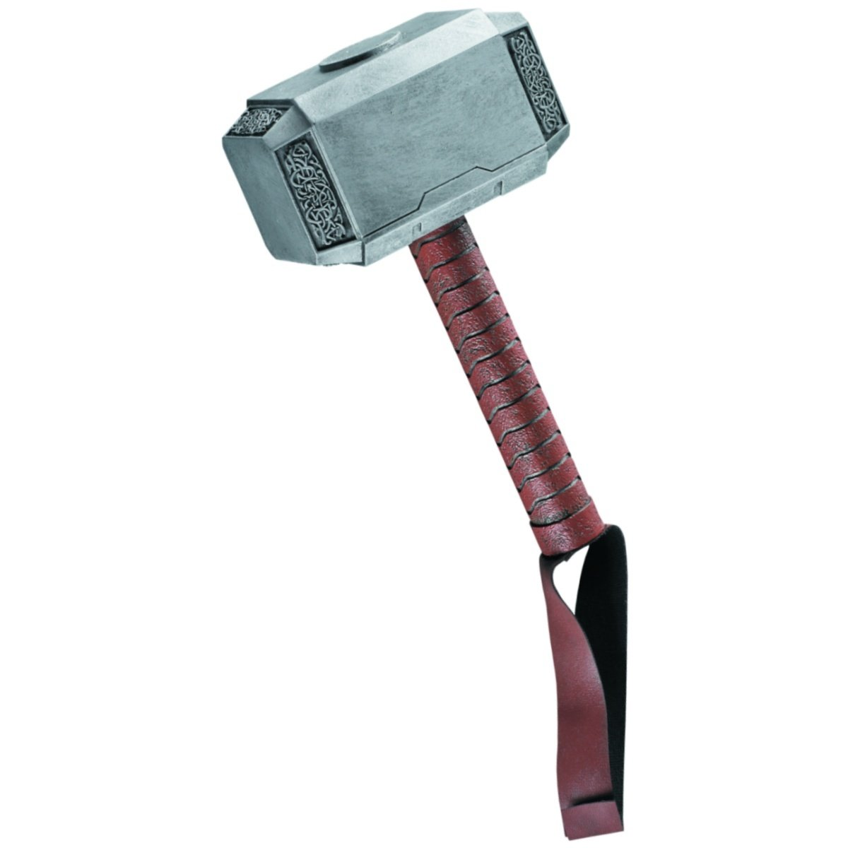 amazon com thor movie hammer one size as shown clothing