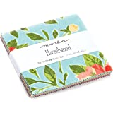 "Hazelwood Charm Pack By One Canoe Two; 42 - 5"" Precut Fabric Quilt Squares"