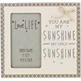 """'You Are My Sunshine' Quirky 5"""" x 3"""" Photo Frame Gift by Haysom Interiors"""