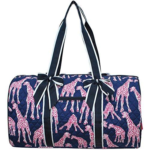 Giraffe Duffle Bag - 5
