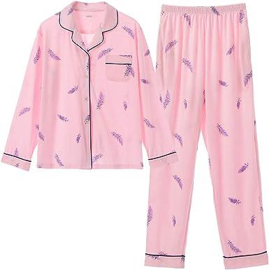 Goso Pijama Para Ninas De 8 A 14 Anos Pijama Con Botones Para Adolescentes Ninas Pijamas De Manga Larga Y Pantalones Largos Amazon Es Ropa Y Accesorios