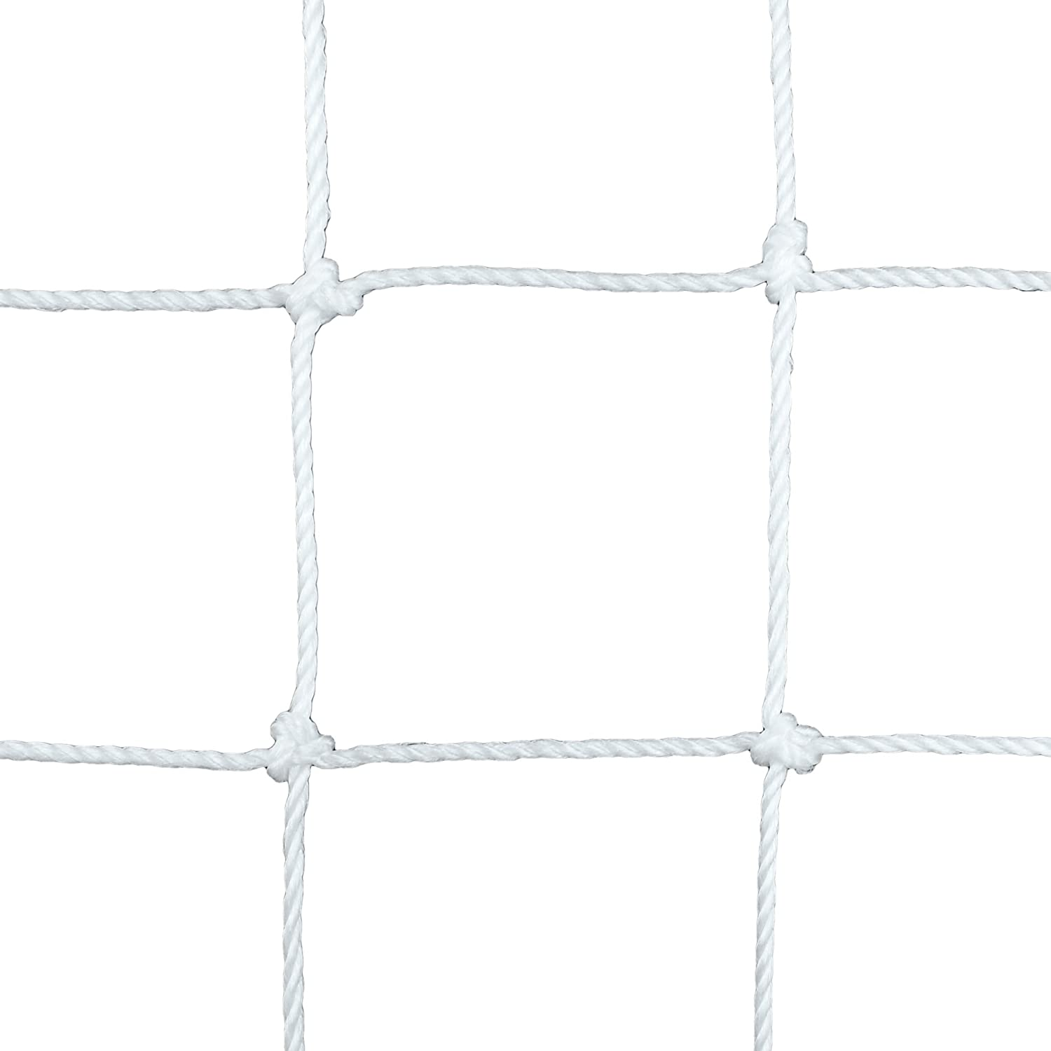 アゴラ4 mm Net for 4 ' x6 ' Soccer目標with奥行各   B074HHTS6J