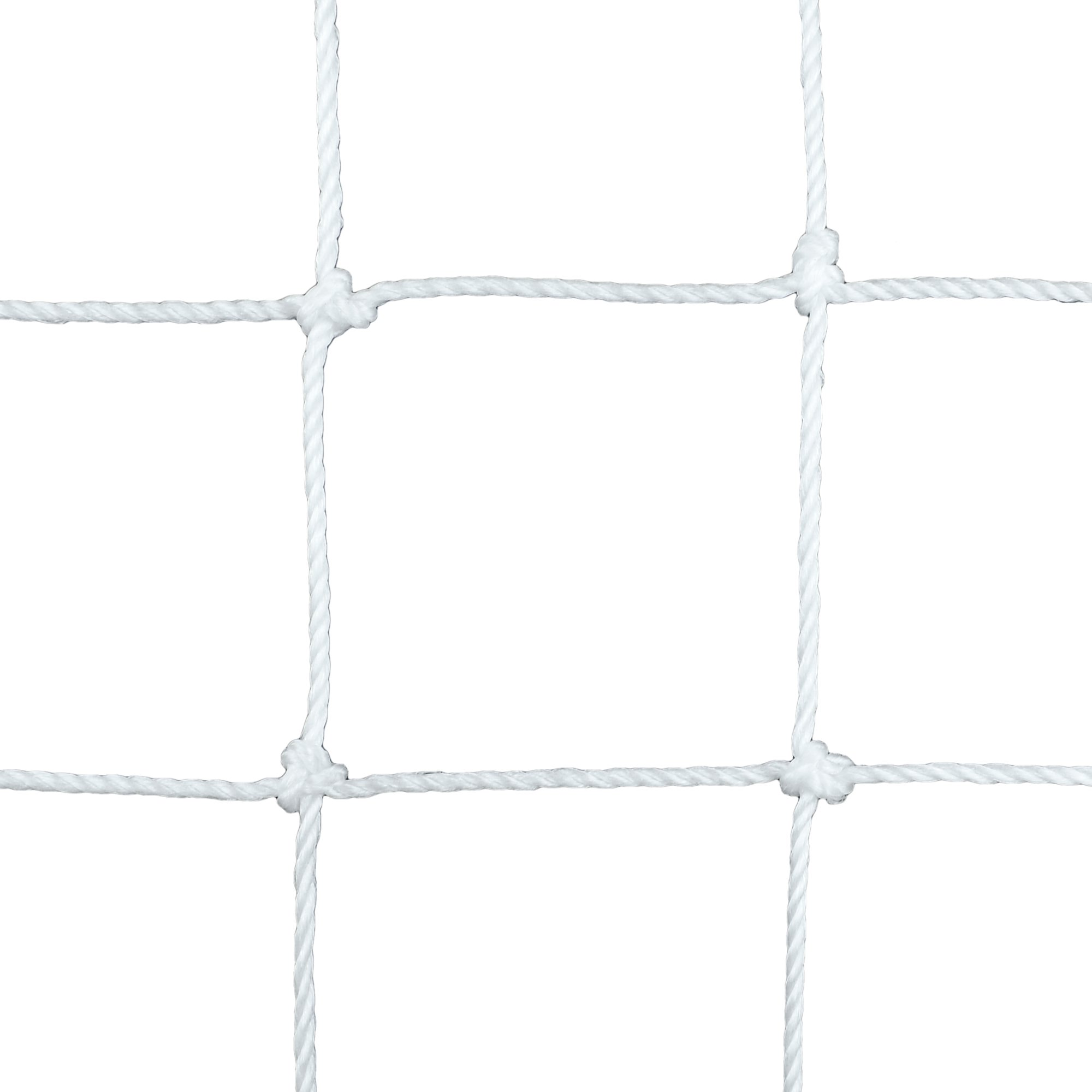 Agora 4mm Nets for 8'x24' Soccer Goals With Depth (Each)
