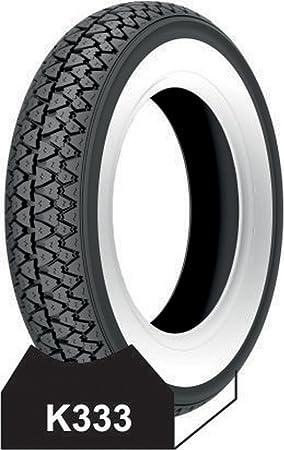RMS Cubierta 3.50 - 10 51J banda blanca (neumáticos)/Tyre 3.50 - 10 51J Whitewall (Tires): Amazon.es: Coche y moto