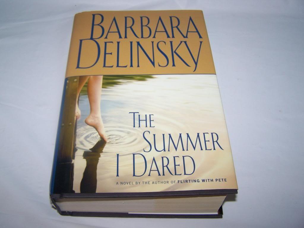 the summer i dared delinsky barbara