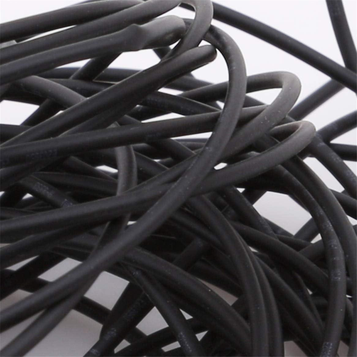 Botreelife 10m Schrumpfschlauch Rig Tube Karpfenangeln Rig Line Connector in Verschiedenen Durchmessern