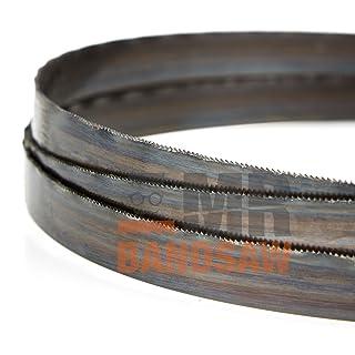 14-6//10-8//12-10//14 TPI 2235mm Bimetal Bandsaw Blades 6-10 8//12 Tpi x 1//2 13mm 88 88 x 1//2