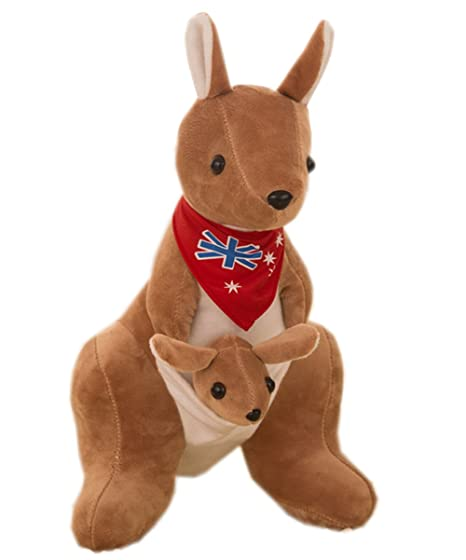 Amazon Com Trendy Hot Cute Soft Short Plush Australia Kangaroo