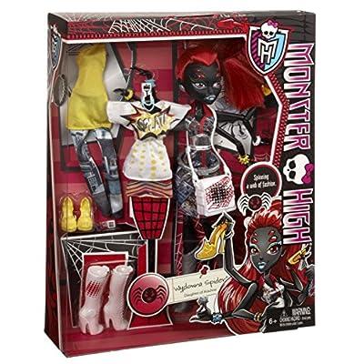 Mattel CBX44 Monster High I Love Fashion Wydowna Spider Doll 10.5