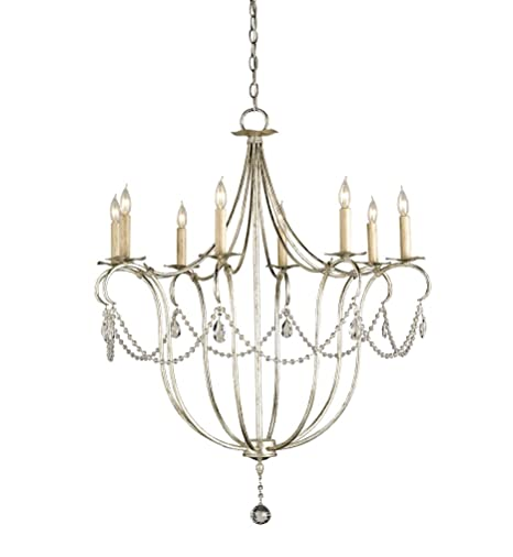 Currey And Company 9891 Crystal Eight Light Large