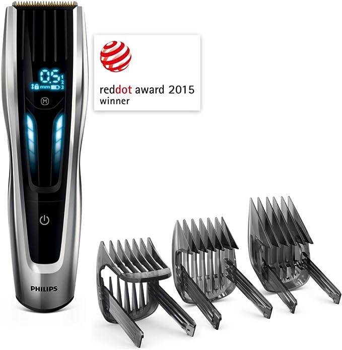 PHILIPS HC9450/15 Recortadora de Pelo Hairclipper series 9000 ...