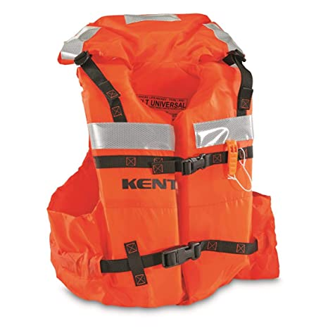 c275813183f Image Unavailable. Image not available for. Color  KENT Universal Type I Life  Jacket Style PFD