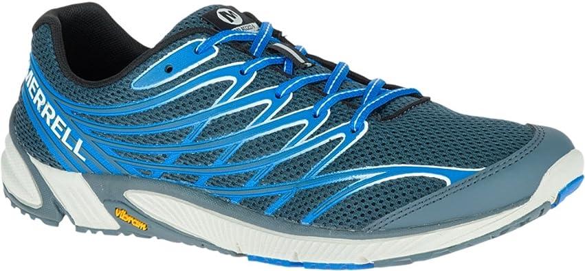 Merrell Bare Access 4, Zapatillas de Running para Asfalto para Hombre, Azul (Dark Slate), 49 EU: Amazon.es: Zapatos y complementos