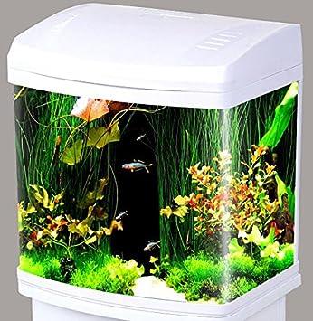 30l Small Starter Nano Aquarium Fish Tank Tropical Coldwater With