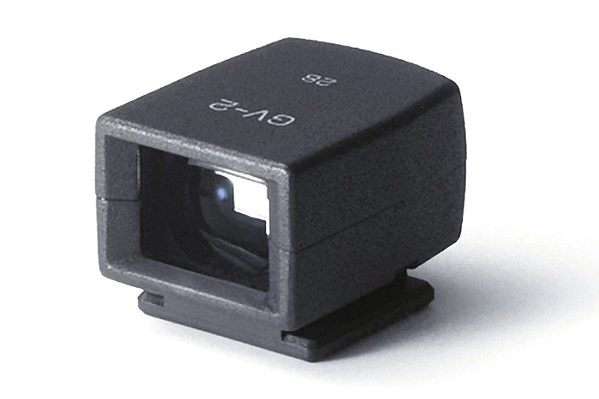 Ricoh GV-2 GRD Viewfinder Attachment by Ricoh
