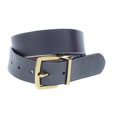 fad95a4464fdb Polo Ralph lauren Mens Reversible Leather Belt at Amazon Men s ...