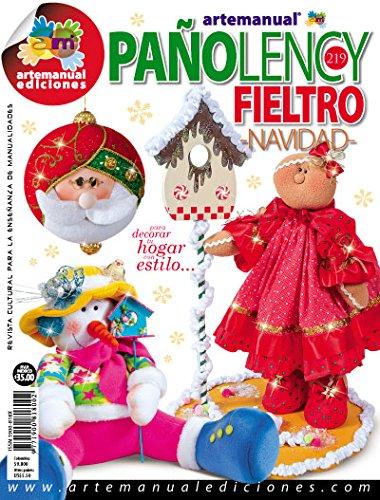 Amazon.com : Revista Manualidades Crea Tu Propio Proyecto -219 Paño Lency- : Everything Else