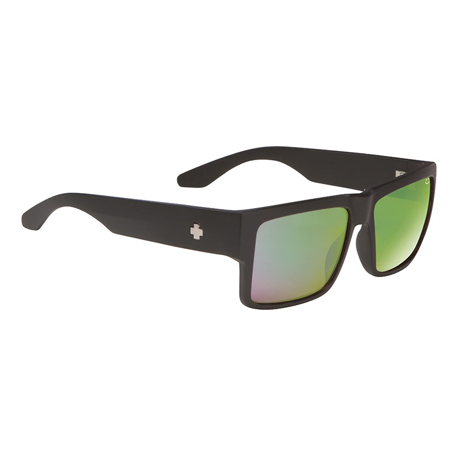 fdb1d741d7 Amazon.com  CYRUS MATTE BLACK - HAPPY BRONZE POLAR w GREEN SPECTRA  Spy   Clothing