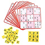 (Angel Impex) Sudoku Completely Number Puzzle Game As Educational Toy For (Kids/Adults)