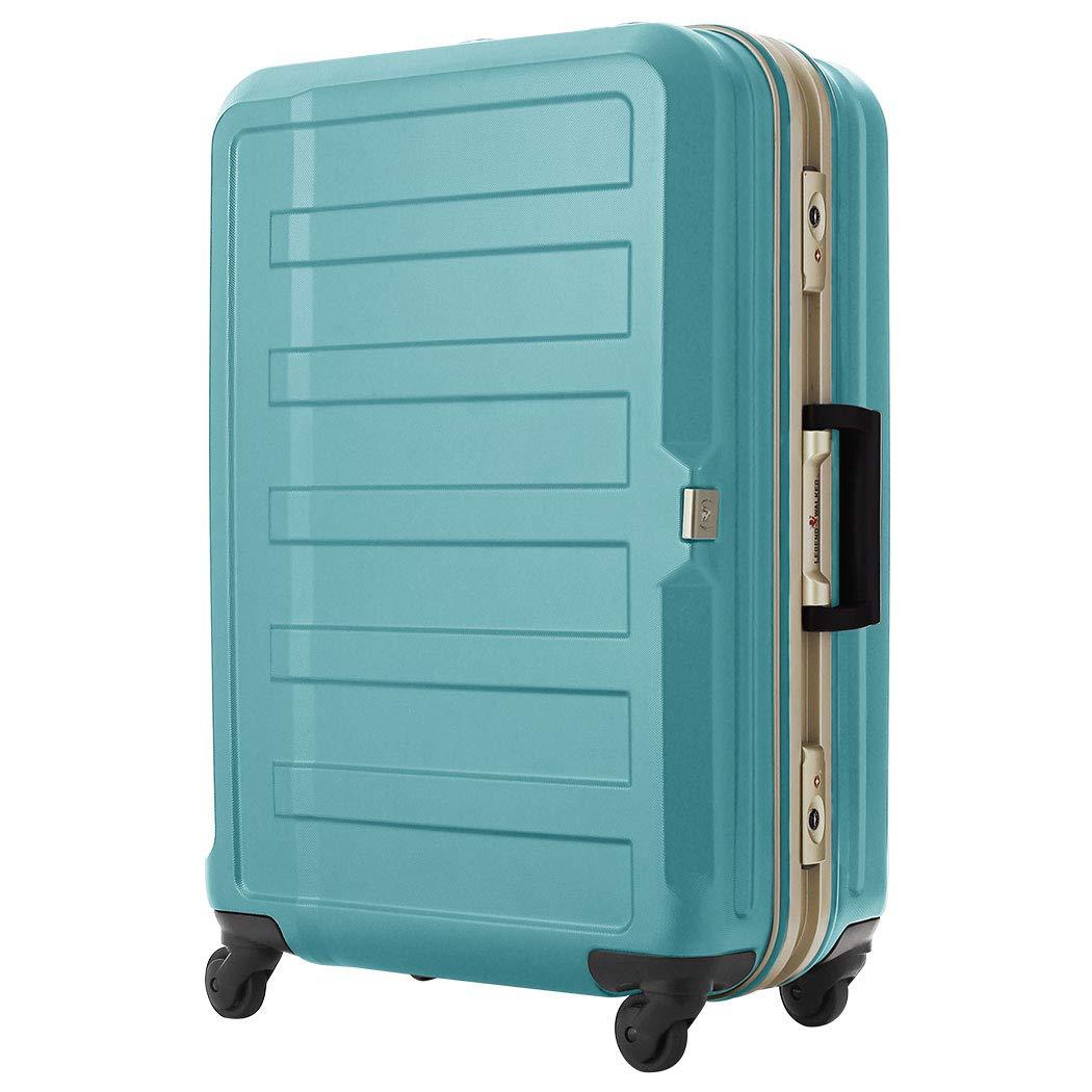 [アウトレット] スーツケース キャリーケース キャリーバッグ LEGEND WALKER レジェンドウォーカー S サイズ 傷が目立ちにくいシボ加工 日乃本 B-5088-55 グリーン   B07PQDJ5CN