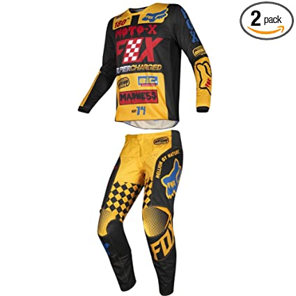 191f867da Image Unavailable. Image not available for. Color  Fox Racing 2019 YOUTH  180 CZAR Jersey ...