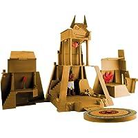 IMC Toys - 30084 - Invizimals Playset Tempio di Uber Jackal con Due Personaggi Speciali