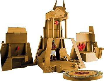 Invizimals Templo De Uberjackal Toys Imc doeEQrCxWB