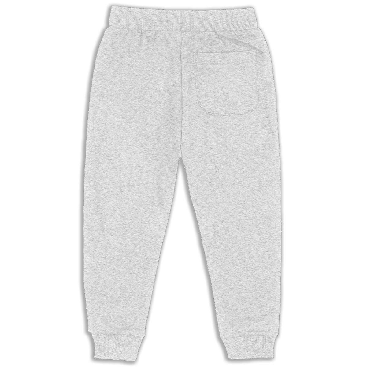 DaXi1 Pug Dog Logo Sweatpants for Boys /& Girls Fleece Active Joggers Elastic Pants