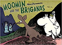 Book Moomin and the Brigands
