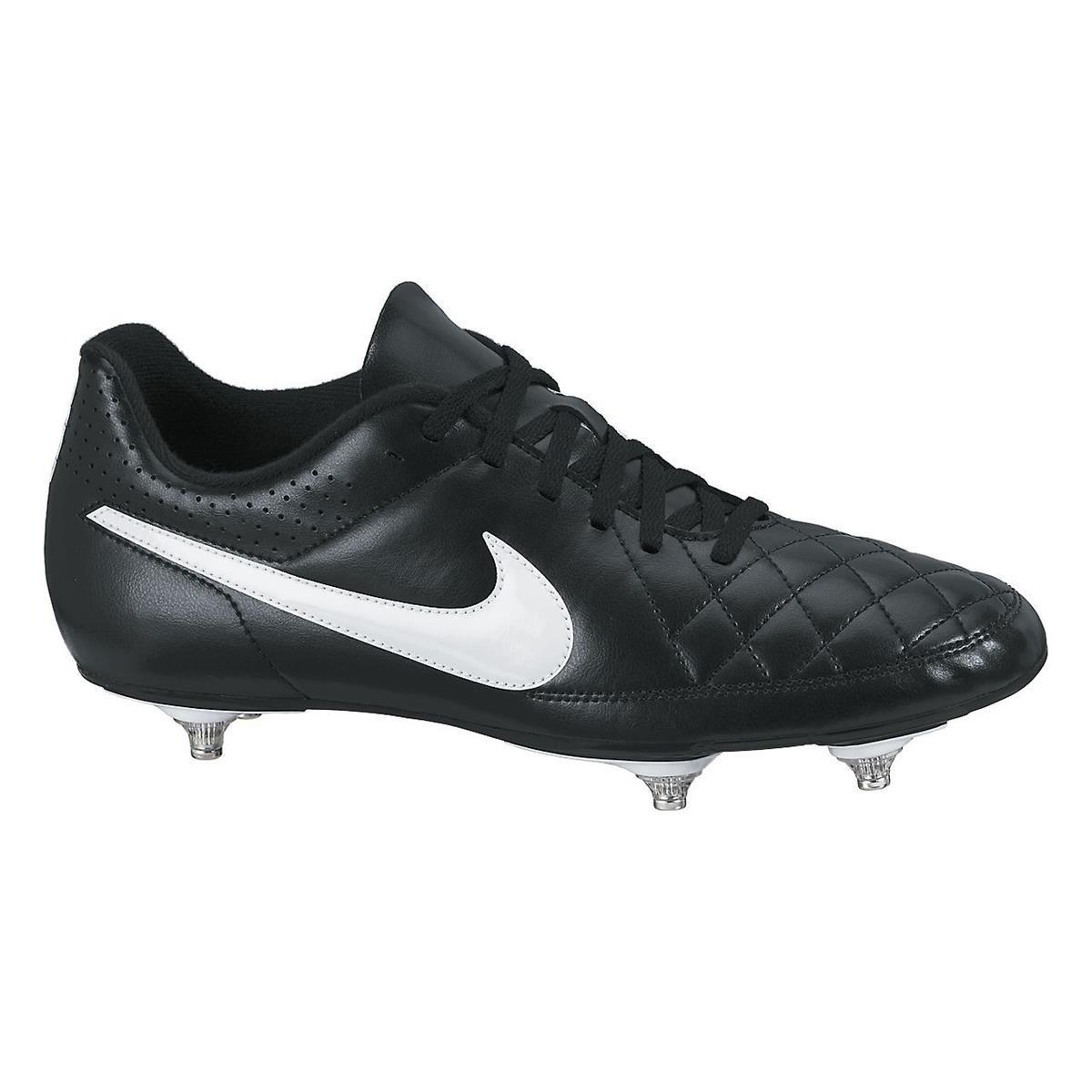 Nike TIEMPO RIO II SG BLACK/WHITE  41