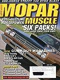 Mopar Muscle June 2002 Magazine FUEL-GUZZLING HORSEPOWER: MUSCLE SIX PACKS 340s, 440s, SWAP YOUR OWN 600-Horse Street 340 Dyno Blast DRAG TESTING EDELBROCK'S New EPS 800 Carb