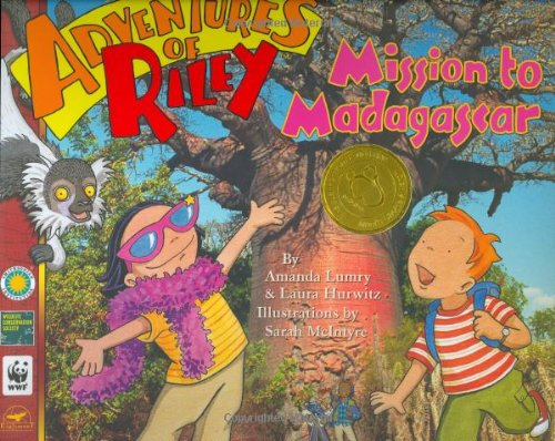 Adventures of Riley--Mission to Madagascar -