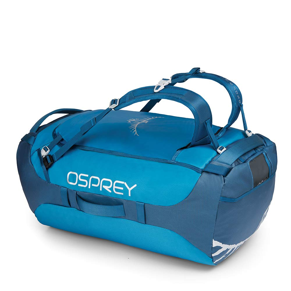 Osprey Packs Transporter 95 Expedition Duffel, Kingfisher Blue, One Size