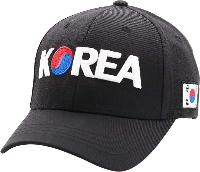 sujii Korea Embroidery Bordado Gorra de Beisbol Baseball Cap ...