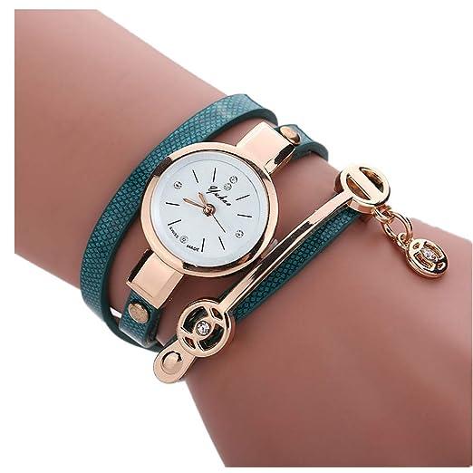 Gorday Relojes para Mujer Venta de Limpieza, Reloj de Cuarzo analógico de Moda Reloj de
