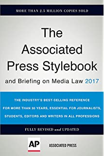 The associated press stylebook 2018 and briefing on media law the associated press stylebook 2017 and briefing on media law associated press stylebook and fandeluxe Choice Image