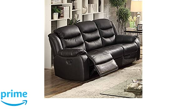 Remarkable Amazon Com Christies Home Living Leather Reclining Sofa Dailytribune Chair Design For Home Dailytribuneorg