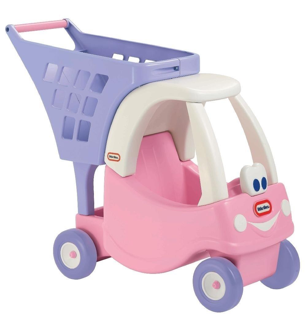 Little Tikes Cozy Coupe Princess Einkaufswagen Kaufladen