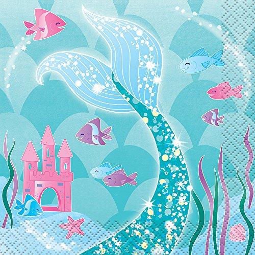 Mermaid Napkins - 1