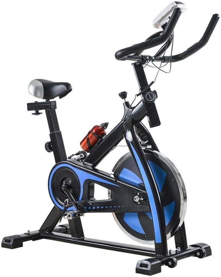 Bicicleta Ciclismo salud Fitness gimnasio ejercicio Spin bicicleta cardio entrenamiento casa interior: Amazon.es: Deportes y aire libre