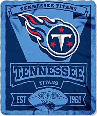 NFL 50x60 Fleece Blankets