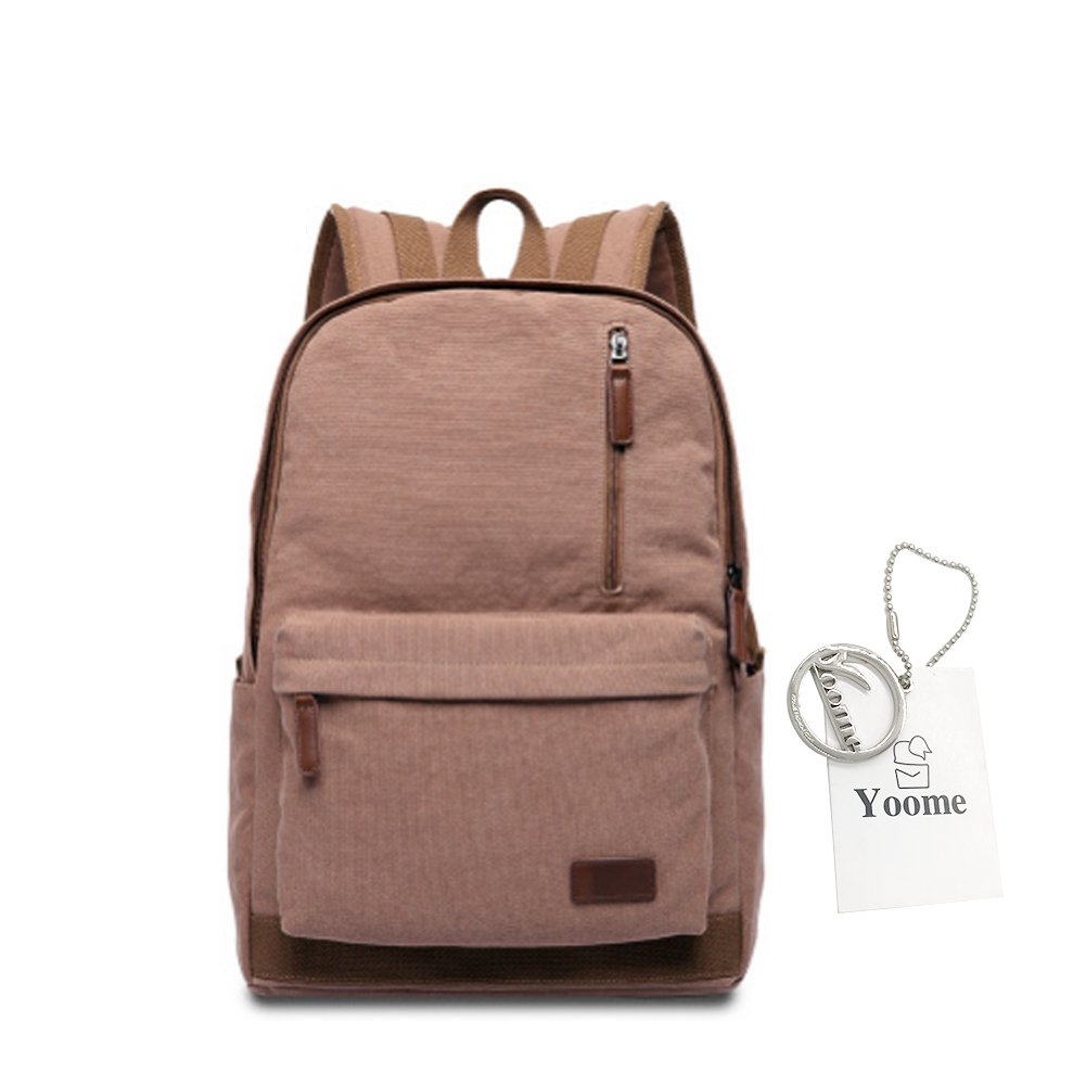 Amazon.com: Yoome Simple Durable Canvas Backpack