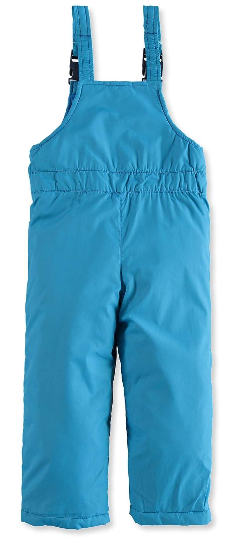 Snowsuits Unisex Snow Bib Overalls Ski Pants for Toddler Girls /& Boys